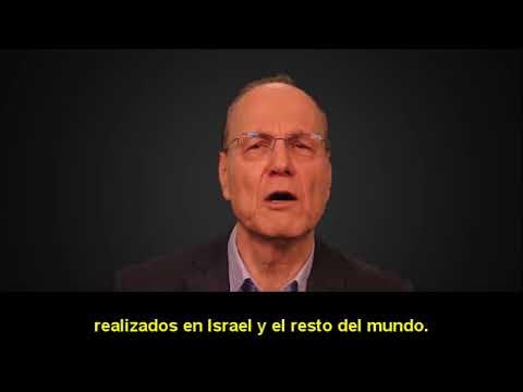 """Yoram Ettinger: """"No existe una bomba de tiempo demográfica árabe contra Israel"""" (VIDEO)"""