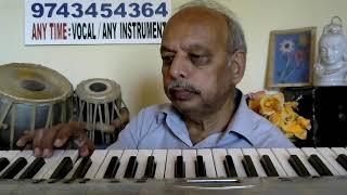 """Bahubali Bhagavan Ka""""JAIN BHAJAN""""hindi FLUTE by VISWANATHA LS"""