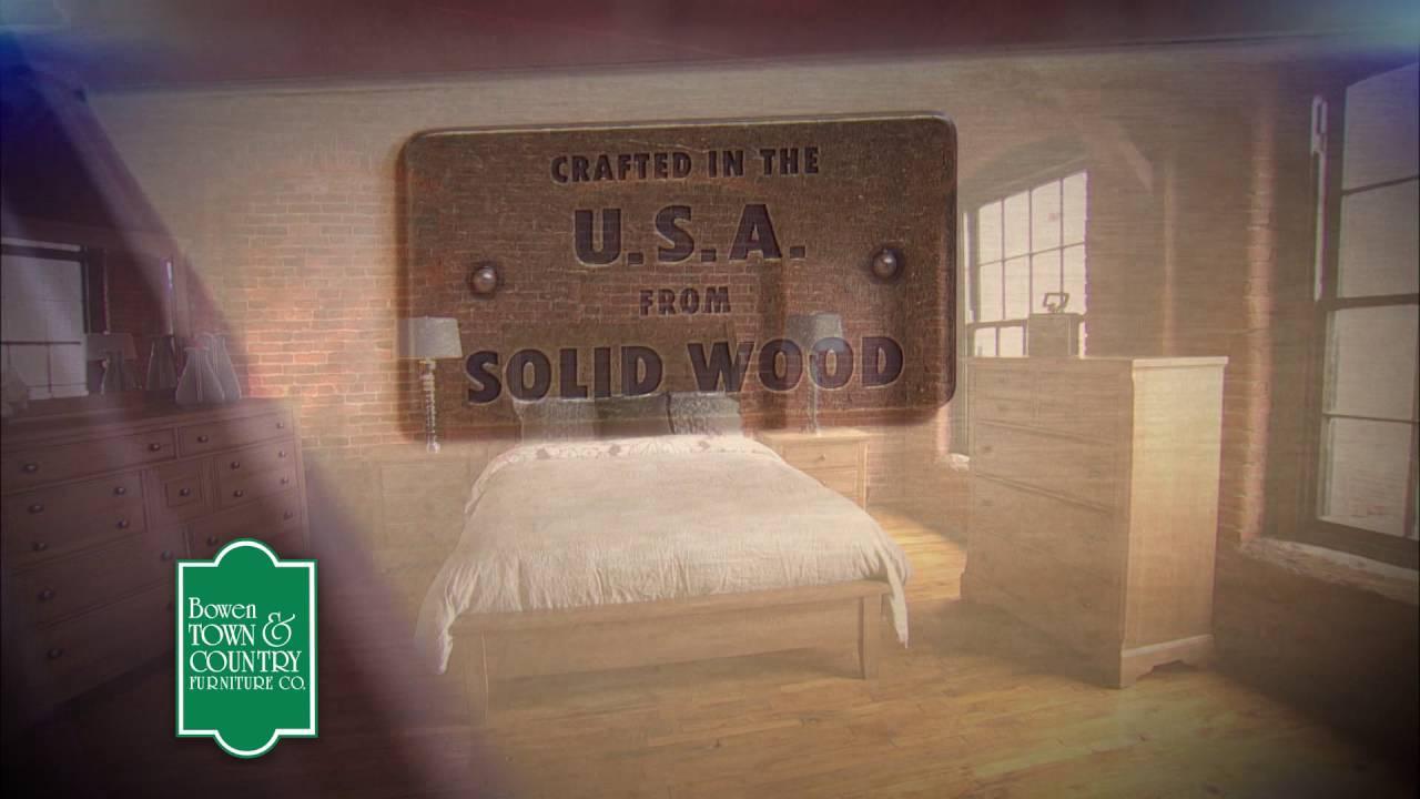 Artisan U0026 Post   American Made, Solid Wood Furniture At Bowen Town U0026  Country!