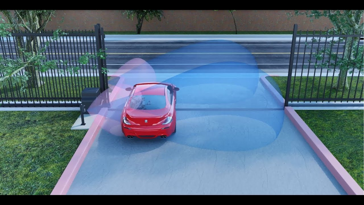 Optex's all new Vehicle Presence Sensor - The OVS - 01GT - YouTube