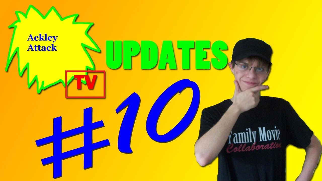 ackley attack tv updates upcoming cons t f iosa reboot update t