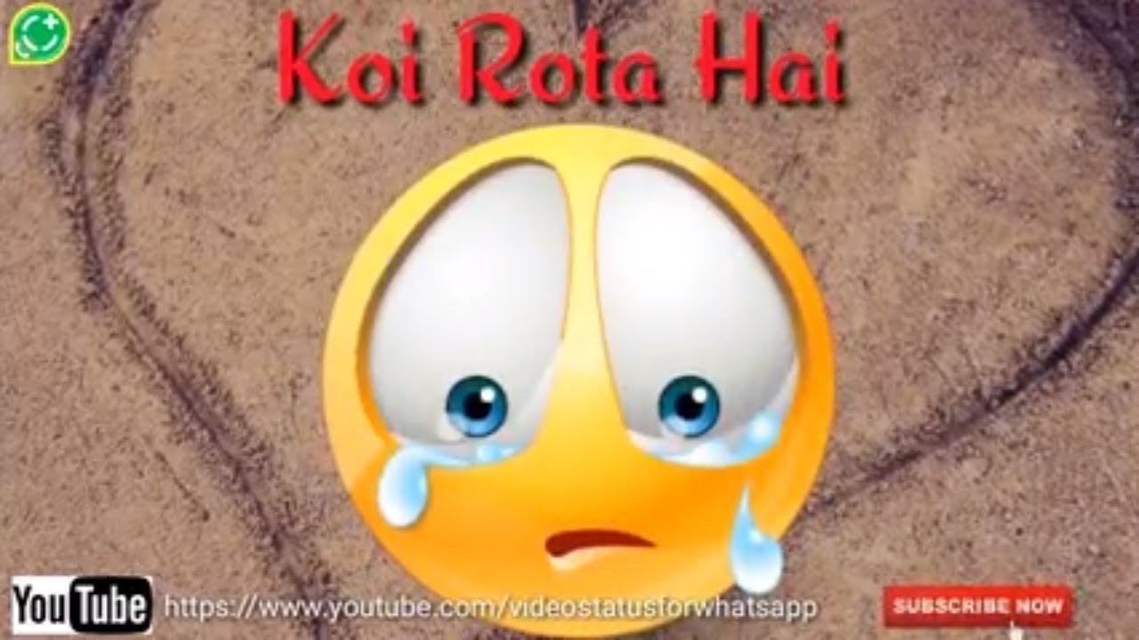 Whatsapp Status Video New Emotional Sad status with Lyrics By Video Status  For Whatsapp