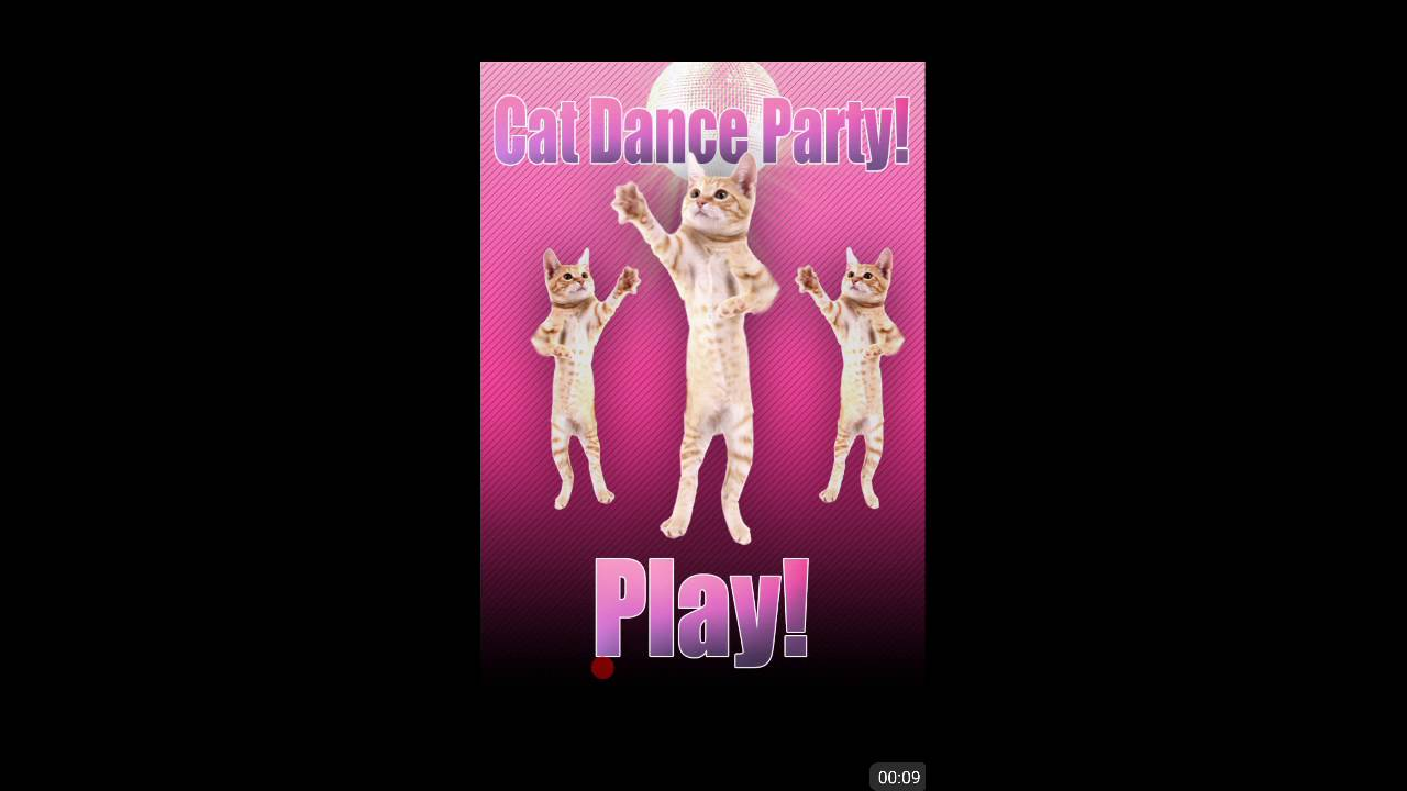Image result for cat dance party graphic