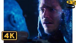 Смерть Йонду | Стражи Галактики. Часть 2 | 4K ULTRA HD