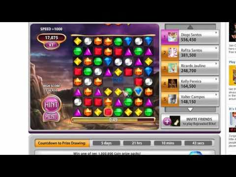 Cheat Engine Bejeweled Blitz facebook by: Pake