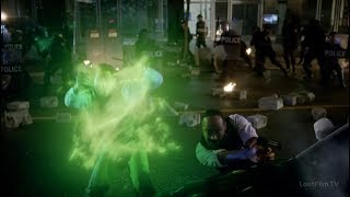 Флэш спасает Полицию от Мета Людей | Флэш (2 сезон 22 серия)