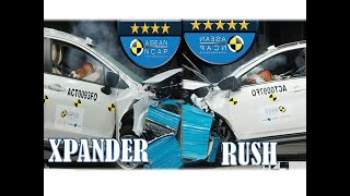 2018 Rush vs Xpander safety Test