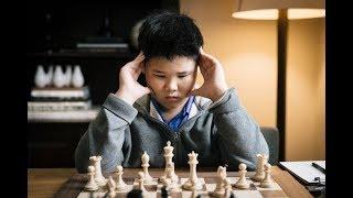 El chico de 14 años que derrotó a Fabiano Caruana: Awonder Liang