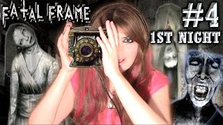 Fatal Frame With Facecam Reactions Part 4 (Gameplay Walkthrough/Let