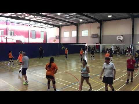 Smoosh Bang vs Jacaranda (Women's Division, Sydney Vostok Volleyball Club) Saturday 201602061500