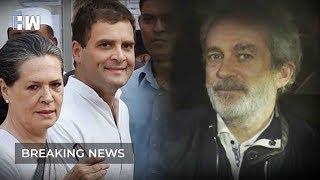 Breaking: Christian Michel names 'Mrs Gandhi' while in custody: ED to Delhi Court