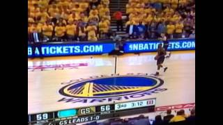 Lebron literally walks with the ball on national TV in the nba finals and nobody says nothing.