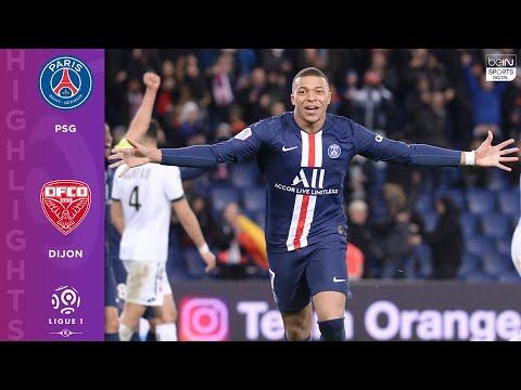 Download PSG 4-0 Dijon FCO - HIGHLIGHTS & GOALS - 2/29/2020