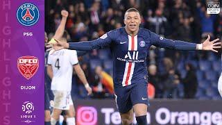 PSG 4-0 Dijon FCO - HIGHLIGHTS & GOALS - 2/29/2020
