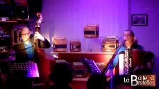 Concert Dégustation Dans la Boite avec Duo Face B à La Boite à Bretelles