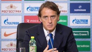 «Зенит» — «Арсенал»: послематчевая пресс-конференция