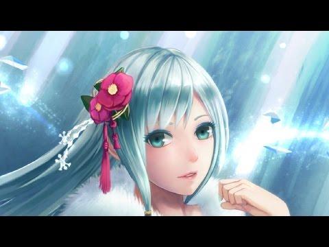 Beautiful Winter Music - Frost Maiden