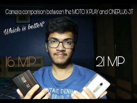 [16 MP vs 21 MP]Camera Comparison: Oneplus 3T vs Moto x play