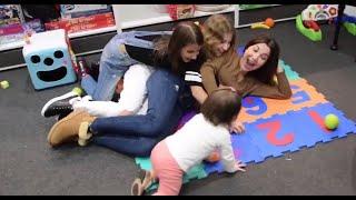 Nancy Ajram with daughters نانسي عجرم بعيد الأم مع بناتها
