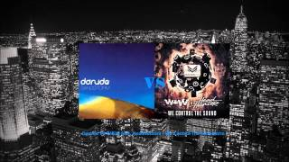 Darude VS  W&W feat  Headhunterz   We Control The Sandstorm [Kubi's Mashup] [FREE DL]