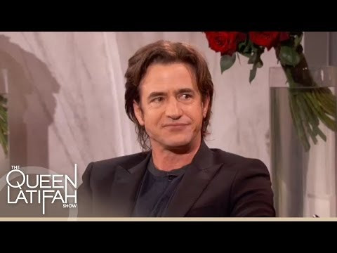 Dermot Mulroney Talks About Friendship With Julia Roberts on The Queen Latifah Show