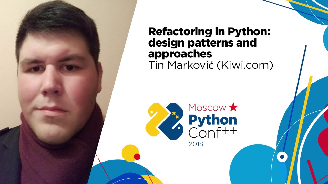 Image from Refactoring in Python: design patterns and approaches / Tin Marković (Kiwi.com)