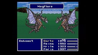 Final Fantasy V - stream 13