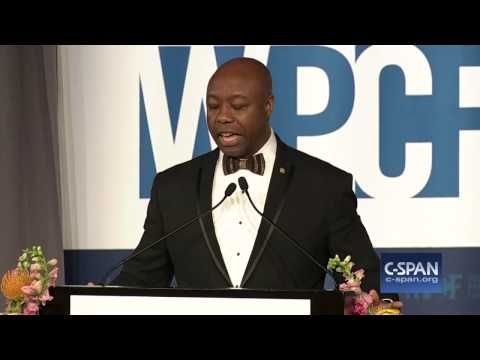 Senator Tim Scott at Washington Press Club Foundation Dinner (C-SPAN)