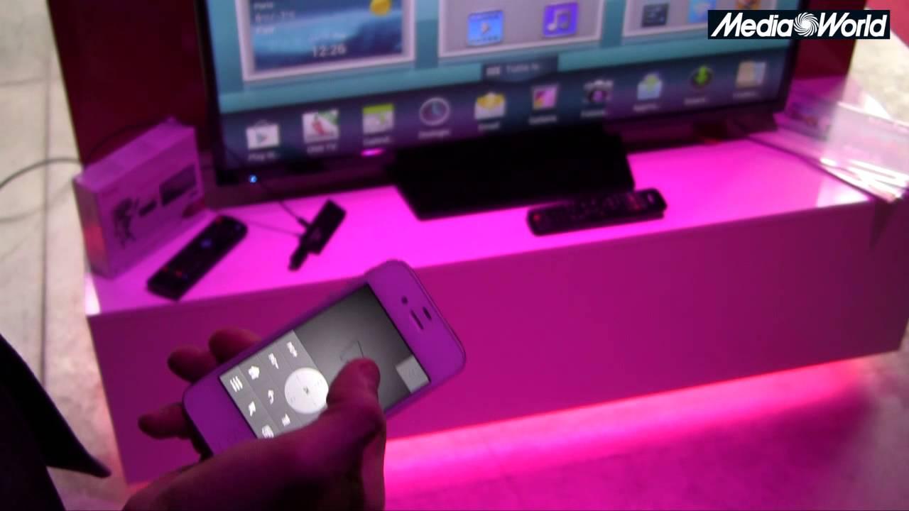 Haier presenta Android Smart TV Key Kit