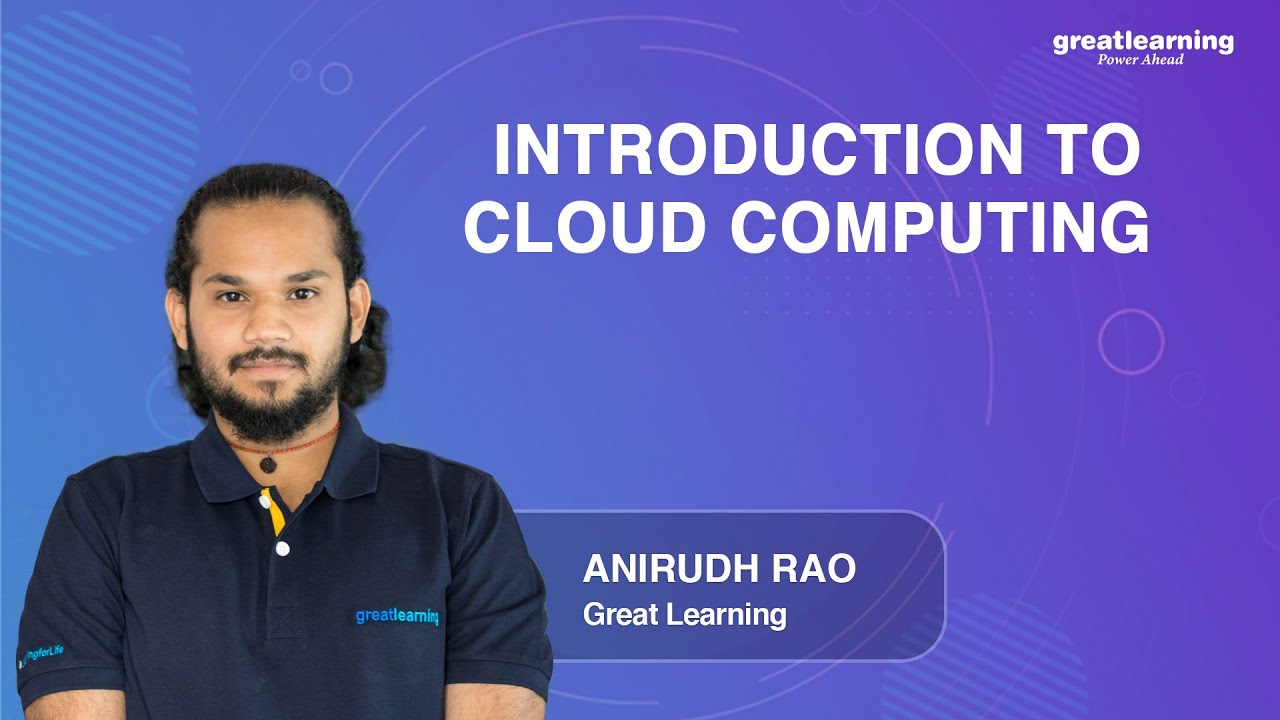Introduction to Cloud Computing | Cloud Computing Tutorial For Beginners | Great Learning