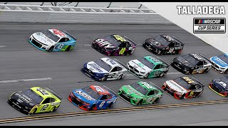 The GEICO 500 from Talladega Superspeedway | NASCAR Cup Series Full Race Replay.