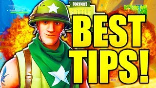 5 TIPS TO MAKE YOU A FORTNITE GOD IN SEASON 8 FORTNITE TIPS AND TRICKS HOW TO GET BETTER AT FORTNITE