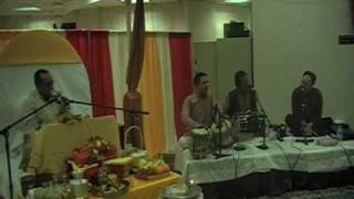 Shri Krishna Govind Hare Murare Hey Nath Narayan Vasudev. Bhajan - Pt Ramesh C Punetha