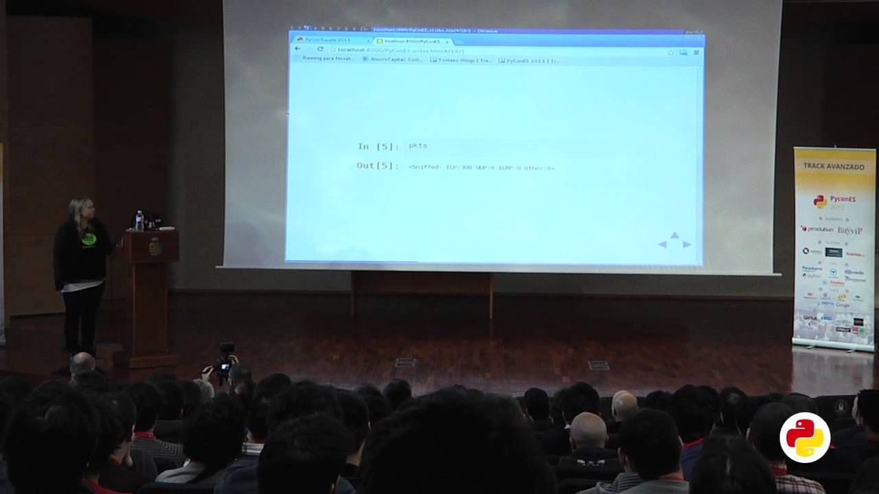Image from How to spy with Python (Keynote PyConES 2013)