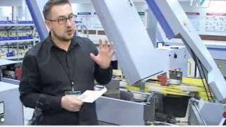 Пресс-тур Автоматизированный сортировочный центр - УФПС Санкт-Петербурга и Ленинградской области