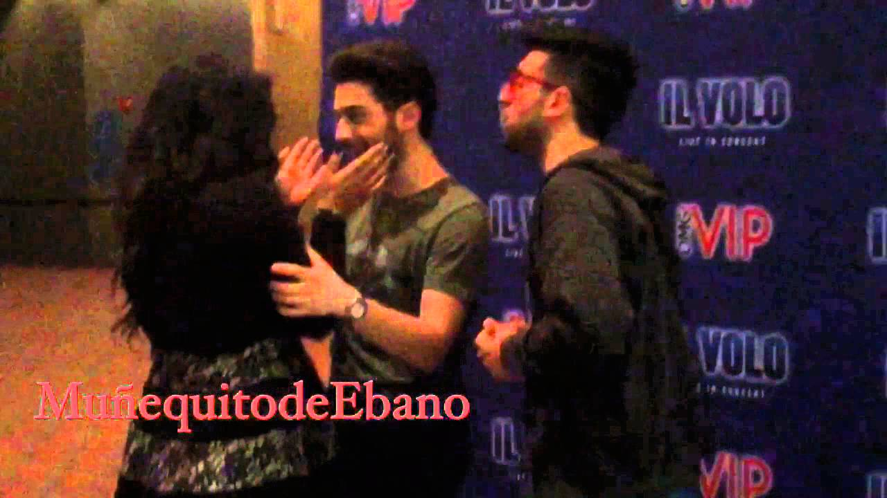 Il volo vip meet and greet tampa 2016 youtube m4hsunfo