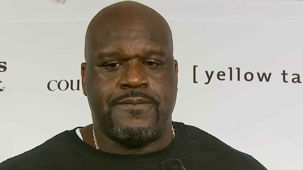Shaquille O'Neal Will Do 'Whatever' Kobe Bryant's Kids Need (Exclusive)