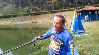 Massa do Cola - Pesca de Pirarara e Tambaqui no Estância Pesqueira Campos