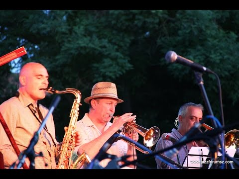 With the music of Mario Stanchev Jazz Forum Stara Zagora 2014