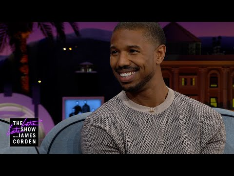 How Fast Are Michael B. Jordan's Hands?