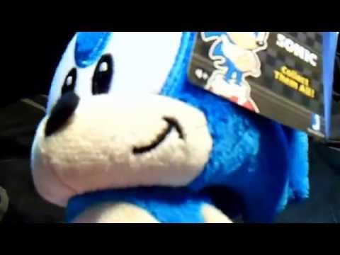 20th Anniversary Jazwares Classic Sonic Video Review ( part 1 )
