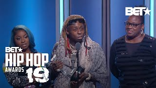 Lil Wayne, Cardi B & More Best Hip Hop Awards Speeches! | Hip Hop Awards '19