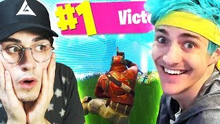 GIOCO with a Mobile NINJA! VITTORIA REALE Fortnite