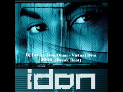 Dj Lenin - Don Omar - Virtual Diva 2009 (Break Beat)