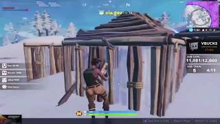 Flying aimbot hacker wins Fortnite Solo Pop-Up Cup Game