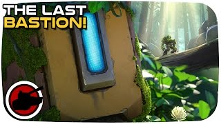 Overwatch Lore ► THE LAST BASTION! - Overwatch Lore Explained