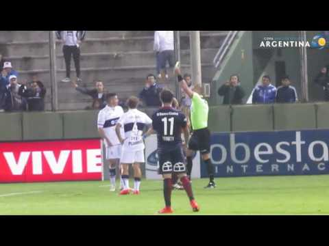 Clip de Gimnasia La Plata 2 (4) - San Lorenzo 2 (2)