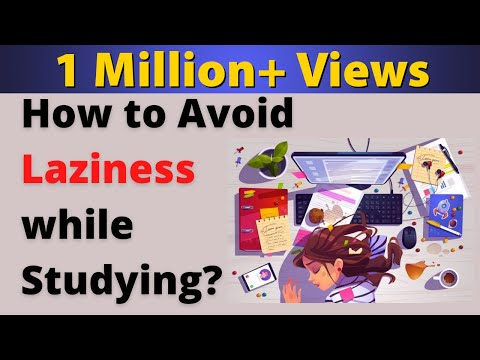 how-to-avoid-laziness-while-studying?-|-8-tips-to-stop-procrastination-|-exam-tips-|-letstute