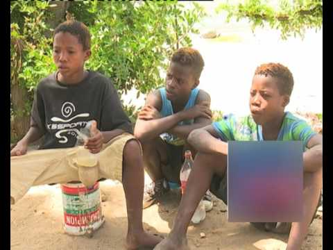 Namibian's asked to stop giving street kids money-NBC