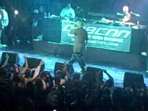 Xzibit  ft Jelly Roll  Saturday night  & Multiply @ Westcoast Hiphop Amsterdam 2009